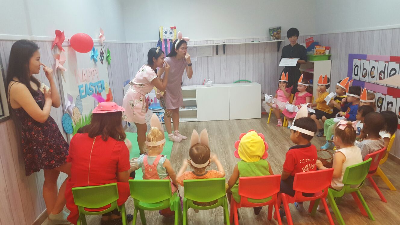 Story telling and performance for children at UE